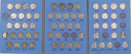 Jefferson Nickel Book