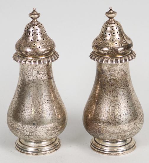 Gorham Sterling Salt & Pepper Shakers