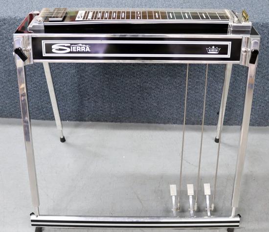 Sierra Crown 25 Pedal Steel Guitar