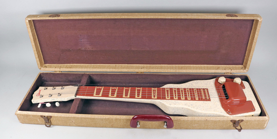 Gibson BR-9 Lap Steel Guitar, Ca. Late 1950's