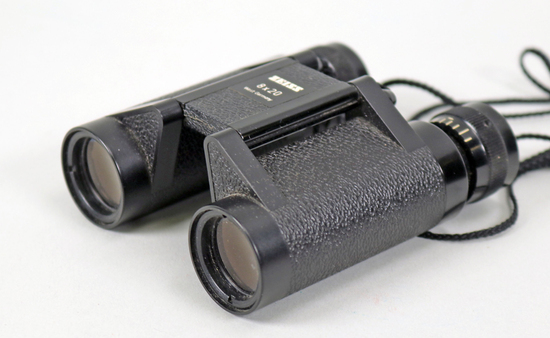 Zeiss Mini Binoculars 8 x 20, West Germany