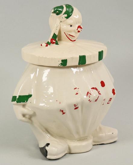 McCoy Clown Cookie Jar