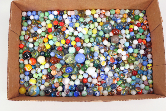 More Marbles!