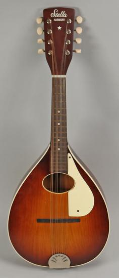 Stella - Harmony Mandolin, Ca. 1960's