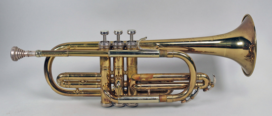 "Conn ""Director""  Trumpet w/ Case"