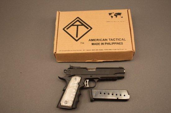AMERICAN TACTICAL THUNDERBOLT E, 45ACP SEMI-AUTO PISTOL