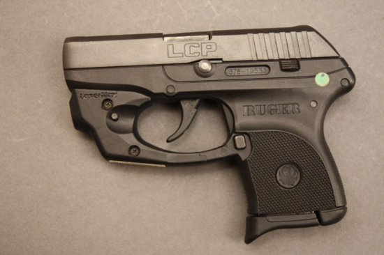 RUGER LCP, 380 SEMI-AUTO PISTOL