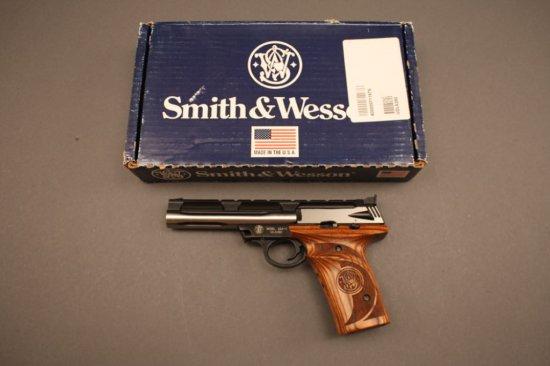 SMITH & WESSON MODEL 22A-1, 22LR SEMI-AUTO PISTOL