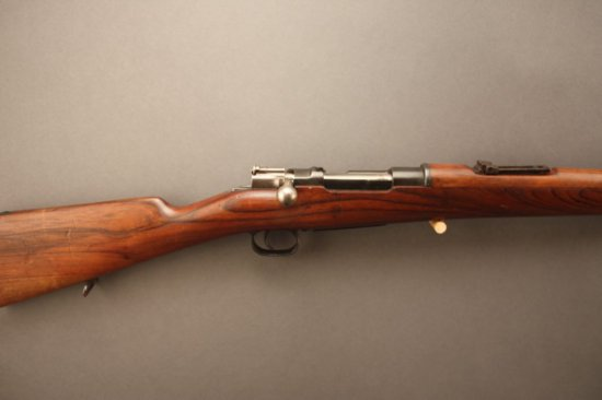 SPANISH MAUSER MODEL 1893, 7mm BOLT ACTION RIFLE | Auctions