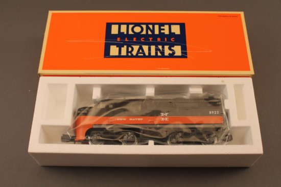 "6-18922 LIONEL NEW HAVEN ""A"" ALCO DIESEL ""8922"", 1994, NEW IN BOX"