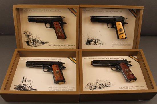 handgun SMITH & WESSON MODEL 4516-2, 45ACP SEMI-AUTO PISTOL,