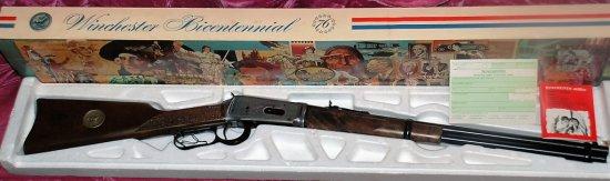 Winchester Bicentennial 76 Lever Action Carbine .30-30Win. 20ÓBarrel