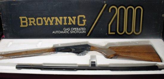 Browning Model 2000 Semi-Automatic 20GA Shotgun