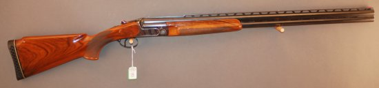Custom Perazzi, MX8 Acciato Special Over/Under Shotgun