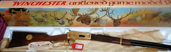 Winchester Model 94 Lever Action .30-30