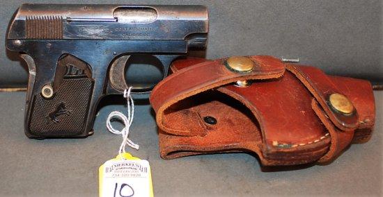 handgun SMITH & WESSON MODEL 645 SEMI-AUTO .45CAL PISTOL,