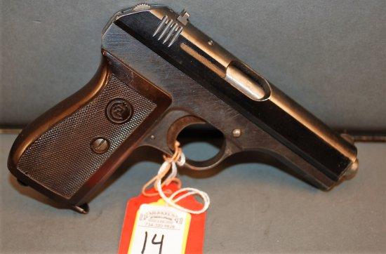 handgun, RUGER SUPER REDHAWK ALASKAN .44MAG REVOLVER,