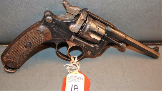 handgun TAURUS JUDGE .45LC/.410 REVOLVER,