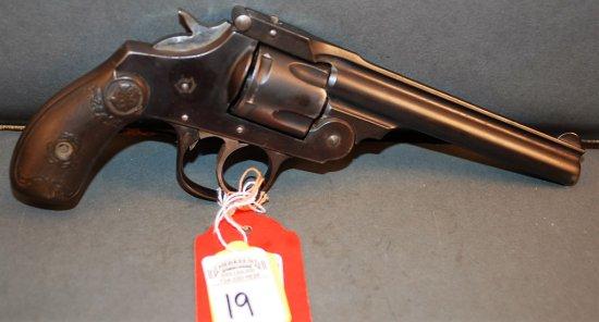 handgun RUGER LC9S SEMI-AUTO 9MM PISTOL,