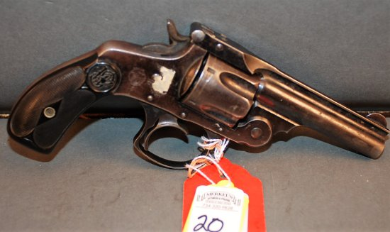 handgun SPRINGFIELD MODEL XD SEMI-AUTO .45CAL PISTOL,