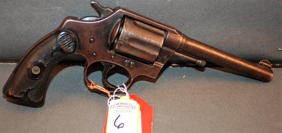 handgun COLT GOV'T MODEL DELTA ELITE, SEMI-AUTO 10MM PISTOL,