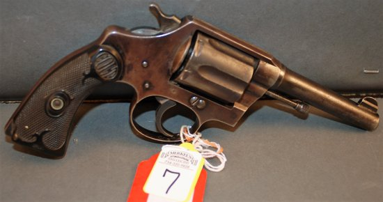 handgun RUGER GP-100 .357MAG REVOLVER,