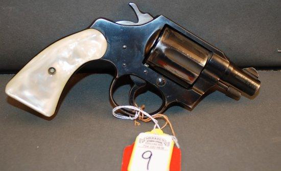 handgun GLOCK MODEL 20 SEMI-AUTO 10MM PISTOL,