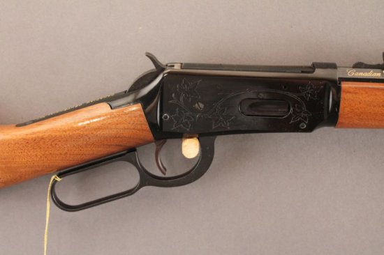 WINCHESTER MODEL 94 LEVER ACTION .30-30 CARBINE, CANADIAN CENTENNIAL 67,