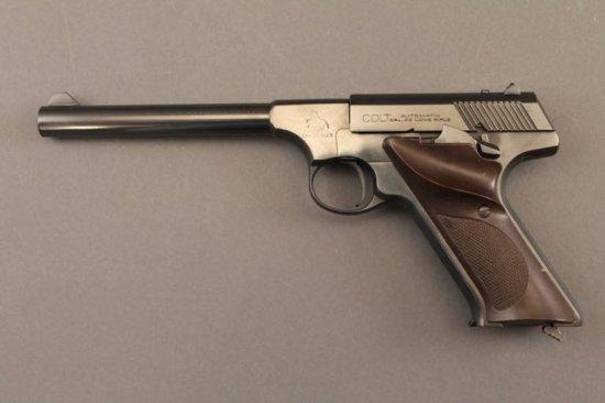 handgun COLT CHALLENGER SEMI-AUTO .22CAL PISTOL,