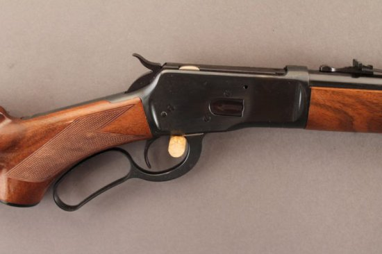 BROWNING MODEL 53 LEVER ACTION RIFLE IN .32-20,