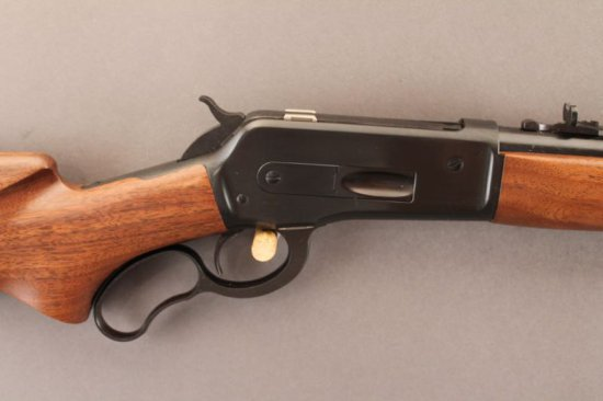 BROWNING M71 LEVER ACTION RIFLE IN .348WIN,