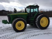STEALY FARMS EQUIPMENT AUCTION