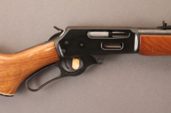 MARLIN MODEL 336, 30-30CAL LEVER ACTION RIFLE,