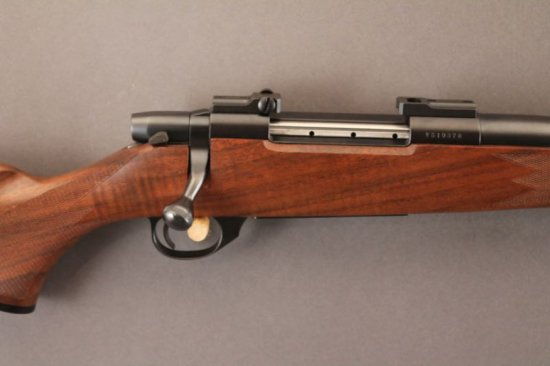 WEATHERBY VANGUARD, 338WIN MAG BOLT ACTION RIFLE,