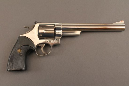 handgun SMITH & WESSON MODEL 29-3 .44MAG REVOLVER,