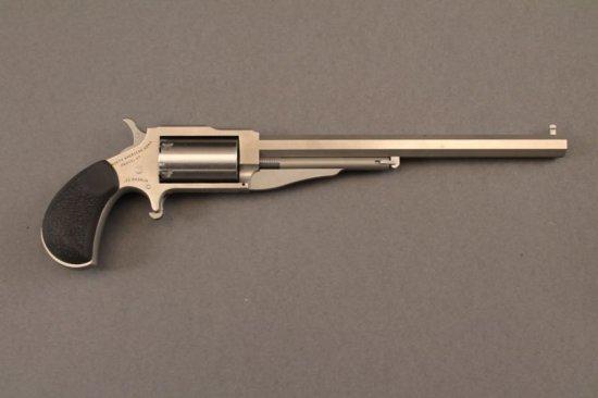 handgun NORTH AMERICAN ARMS NAA-1860 HOG LEG .22MAG REVOLVER,
