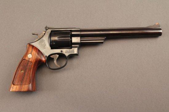 handgun SMITH & WESSON MODEL 57-1 .41MAG CAL. REVOLVER,