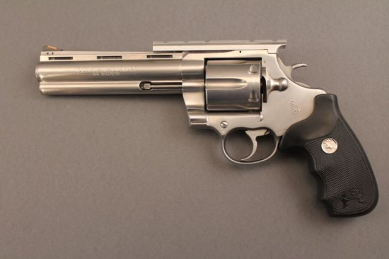 handgun COLT ANACONDA .44MAG REVOLVER,