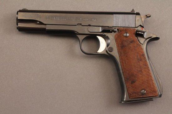 handgun STAR BS MODEL, 9MM SEMI-AUTO PISTOL,