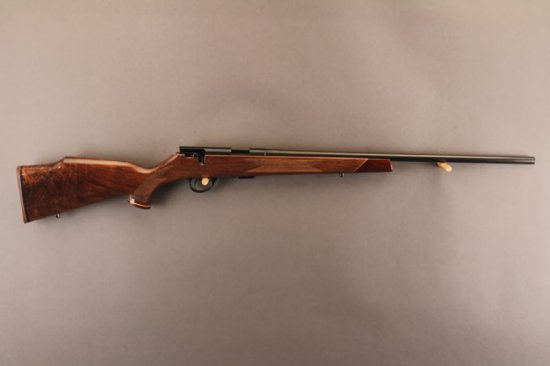 WEATHERBY MARK XXII DELUXE, 17HMR BOLT ACTION RIFLE,