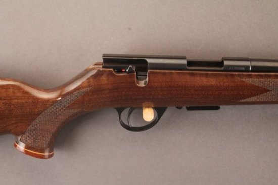 WEATHERBY MARK XXII DELUXE, 22LR BOLT ACTION RIFLE,