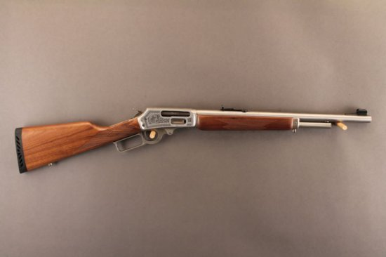 MARLIN MODEL 1895GS , 45-70CAL LEVER ACTION RIFLE,