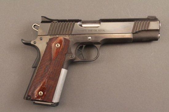 handgun KIMBER CLASSIC CUSTOMS ROYAL, 45ACP CAL SEMI-AUTO PISTOL,