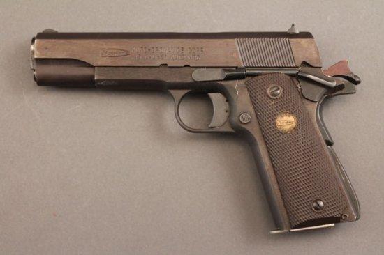 handgun AUTO ORIDINANCE MODEL 1911 A-1, 45CAL SEMI-AUTO PISTOL,