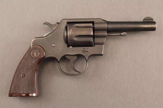 handgun COLT COMMANDO, 38SPL REVOLVER, S#7307,