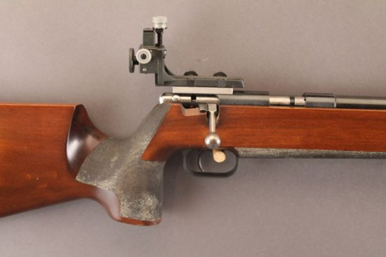 STEYR MODEL L BOLT ACTION RIFLE IN .308CAL, S#53515