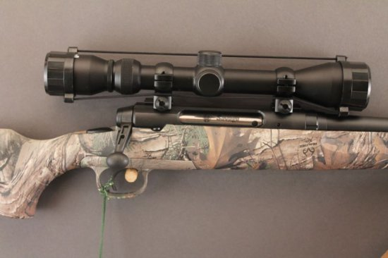 REMINGTON MODEL 700 BOLT ACTION RIFLE IN .300 WIN MAG. CAL,