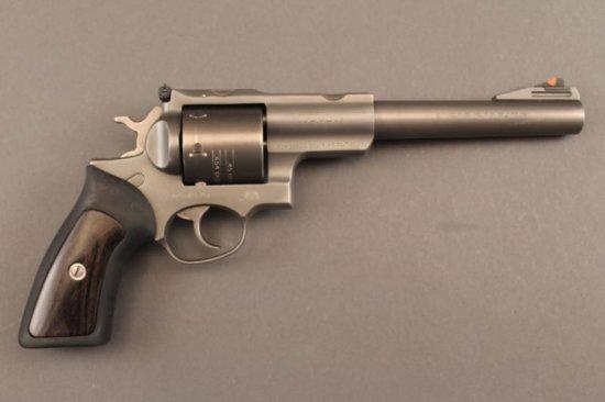 handgun RUGER MKI SEMI-AUTO .22CAL RIFLE,