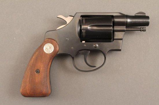 handgun COLT DETECTIVE SPL .38CAL REVOLVER,