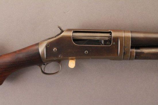 WINCHESTER MODEL 1897 PUMP ACTION .16GA. SHOTGUN